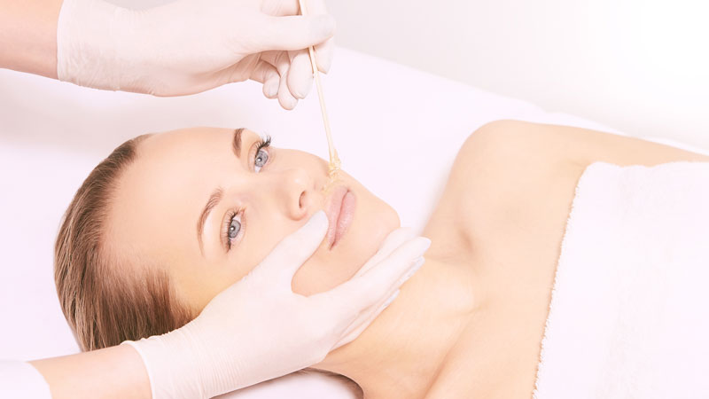 DreamLuxe Beauty Studio Face Waxing Services