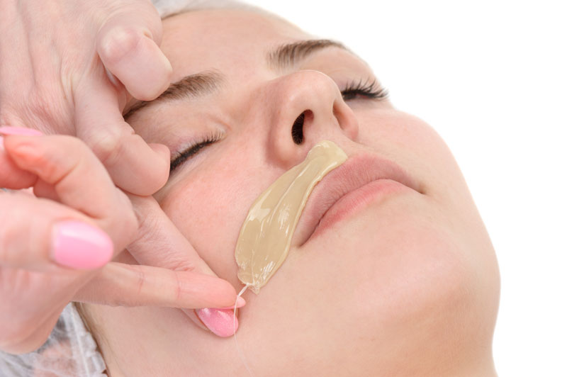 DreamLuxe Beauty Studio Lip Waxing Services