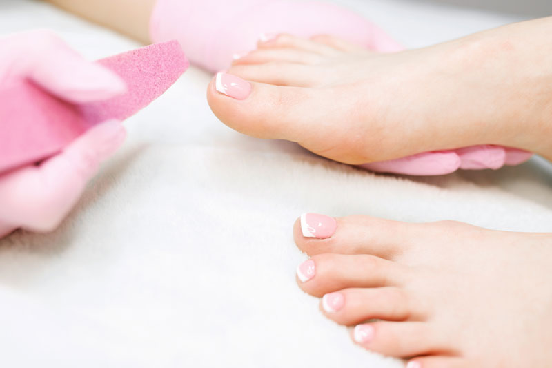 DreamLuxe Beauty Studio Nail Services Pedicures